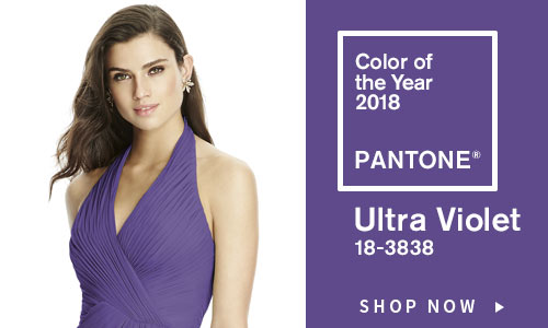 Pantone Color of the Year 2018 - Pantone Ultra Violet.